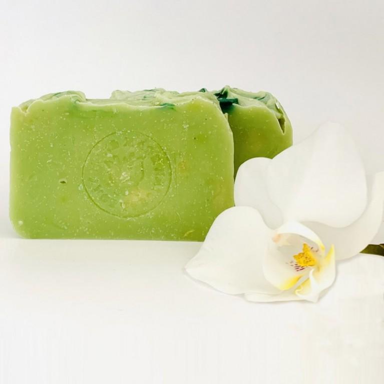 Натуральне мило «Зелений чай»